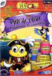 CD PitiClic - PitiClic pirat la vanatoare de cunostinte