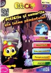 CD PitiClic - PitiClic si comorile din inima Pamantului