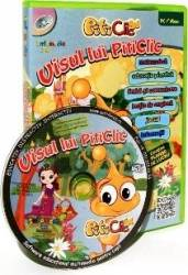 CD PitiClic - Visul lui PitiClic Carti