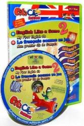 CD PitiClic Senior - English like a game. Le francais comme un jeu vol.2