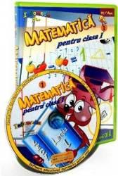 CD-ROM Piticlic senior - Matematica cls 1 partea I - 5-8 Ani
