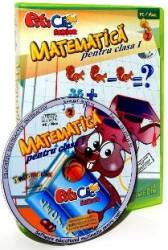 CD-ROM Piticlic senior - Matematica cls 1 partea II - 5-8 Ani