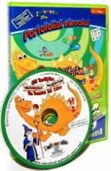 CD Portofoliul elevului - Sa invatam in lumea lui Dino Mate Perspicacitate