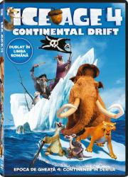 CE AGE 4 CONTINENTAL DRIFT DVD 2012