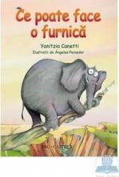 Ce poate face o furnica - Yanitzia Canetti Carti