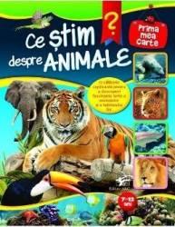 Ce stim despre animale 7-12 ani