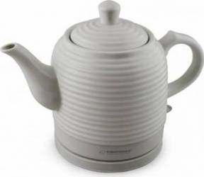 Ceainic Esperanza EKK007 Della 1350W 1.2l Ceramic Preparare ceai