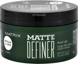 Ceara de par Matrix Matte Definer Clay 100ml Crema, ceara, glossuri
