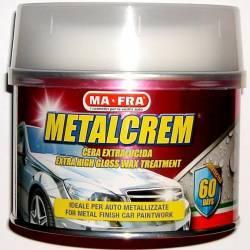 Ceara protectiva pentru vopsea metalizata Ma-Fra Metal Crem 250 ml Cosmetica si Detergenti Auto