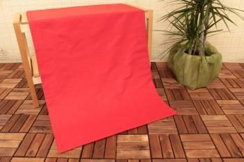 Cearceaf de pat dublu elastic US Polo 160 x 200 cm Rosu