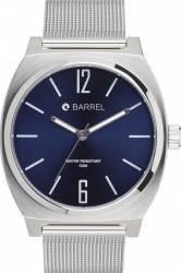 Ceas Barbatesc Barrel A-maze BA-4001-02 Silver