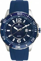 Ceas barbatesc Barrel Tidal BA-4004-02 Blue Ceasuri barbatesti
