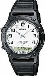 Ceas Barbatesc Casio AW-49H-7BVEF Black Ceasuri barbatesti