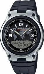 Ceas barbatesc Casio AW-80-1A2 Black-Silver Ceasuri barbatesti