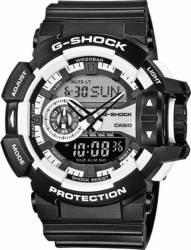 Ceas Barbatesc Casio G-Shock GA-400-1AER Black-White Ceasuri barbatesti