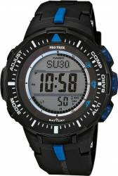 Ceas Barbatesc Casio Pro-Trek PRG-300-1A2ER Black-Blue Ceasuri barbatesti
