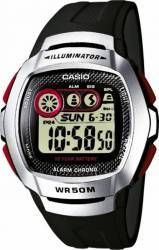 Ceas barbatesc Casio Sports W-210-1D Digital Curea Cauciuc Ceasuri barbatesti