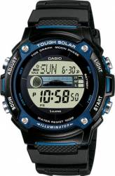 Ceas Barbatesc Casio Sports W-S210H-1AVEF Black Ceasuri barbatesti