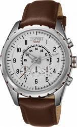 Ceas Barbatesc Esprit ES105351002 Silver-Brown Ceasuri barbatesti