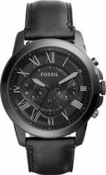 Ceas Barbatesc Fossil FS5132 Grant Black Ceasuri barbatesti