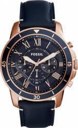 pret preturi Ceas Barbatesc Fossil Grant Sport FS5237 Black-Gold