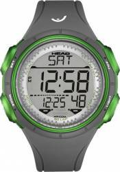 Ceas Barbatesc Head Slalom HE-100-02 Grey-Green Ceasuri barbatesti