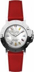 Ceas de dama Nautica NAD12552L Cadran alb Curea piele Ceasuri barbatesti