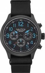 Ceas Barbatesc Nautica NAI16514G Black Ceasuri barbatesti