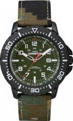 Ceas barbatesc Timex Expedition T49965 Cadran Verde Curea Textil Ceasuri barbatesti