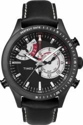Ceas Barbatesc Timex Intelligent Quartz TW2P72600 Black Ceasuri barbatesti