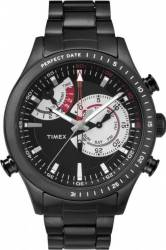 Ceas Barbatesc Timex Intelligent Quartz TW2P72800 Black Ceasuri barbatesti