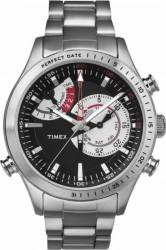 Ceas Barbatesc Timex Intelligent Quartz TW2P73000 Silver Ceasuri barbatesti