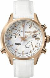 Ceas Barbatesc Timex Intelligent Quartz TW2P87800 White-Gold Ceasuri barbatesti