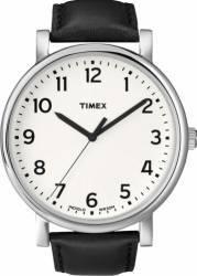 Ceas barbatesc Timex Originals T2N338 Cadran Alb Curea Piele Ceasuri barbatesti