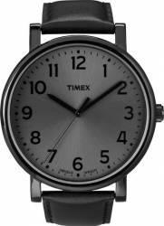 Ceas Barbatesc Timex Originals T2N346 Cadran Negru Curea Piele Ceasuri barbatesti