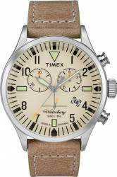 Ceas Barbatesc Timex Waterbury TW2P84200 Crem Ceasuri barbatesti