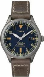 Ceas Barbatesc Timex Waterbury TW2P84400 Brown-Blue Ceasuri barbatesti