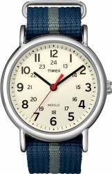 Ceas Unisex Timex Weekender T2N654 Curea Textila Ceasuri Unisex and Copii