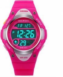Ceas Copii Skmei DG1077 Pink Ceasuri Unisex si Copii