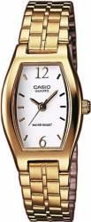 Ceas dama Casio Classic LTP-1281PG-7A Cadran Alb Curea Metal Ceasuri de dama