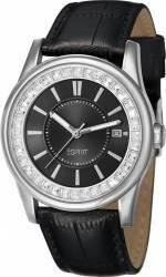 Ceas Dama Esprit ES105452002 Silver-Black ceasuri de dama