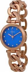 Ceas dama Fossil Olive ES3576 Cadran Albastru Curea Metal Ceasuri de dama