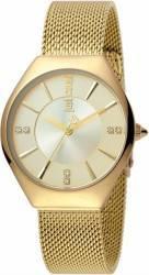 Ceas Dama Just Cavalli Bratara din Oxd Inoxidabil Auriu Ceasuri de dama
