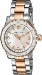 Ceas Dama Nautica NAD19544L Silver-Gold Ceasuri de dama