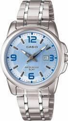 Ceas De Dama Casio Blue Dial LTP-1314D-2AVDF