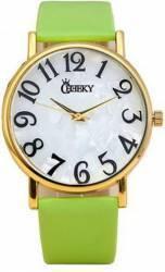 Ceas de Dama Cheeky HE008 Green Ceasuri de dama