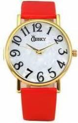 Ceas de Dama Cheeky HE008 Red Ceasuri de dama