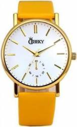 Ceas de Dama Cheeky HE010 Yellow Ceasuri de dama