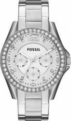 Ceas de Dama Fossil Riley ES3202 Silver Ceasuri de dama
