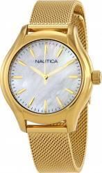 Ceas de Dama Nautica NAD12546L Gold Ceasuri de dama